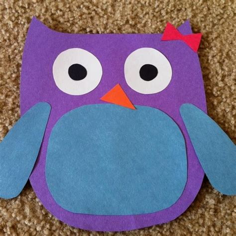 easy craft ideas with construction paper craft