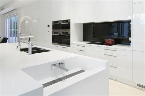 Designer Kitchen Handles espacio en blanco m 225 s de 100 ideas para cocinas minimalistas