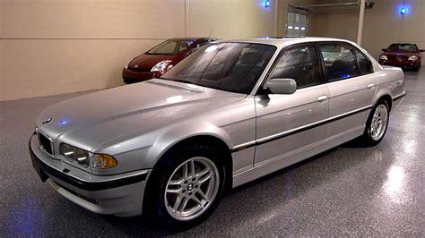2001 Bmw 740il For Sale by 2001 Bmw 740il 4dr Sedan Sport 2039 Sold