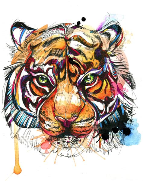 brilliant bengal tiger by finchfight on deviantart
