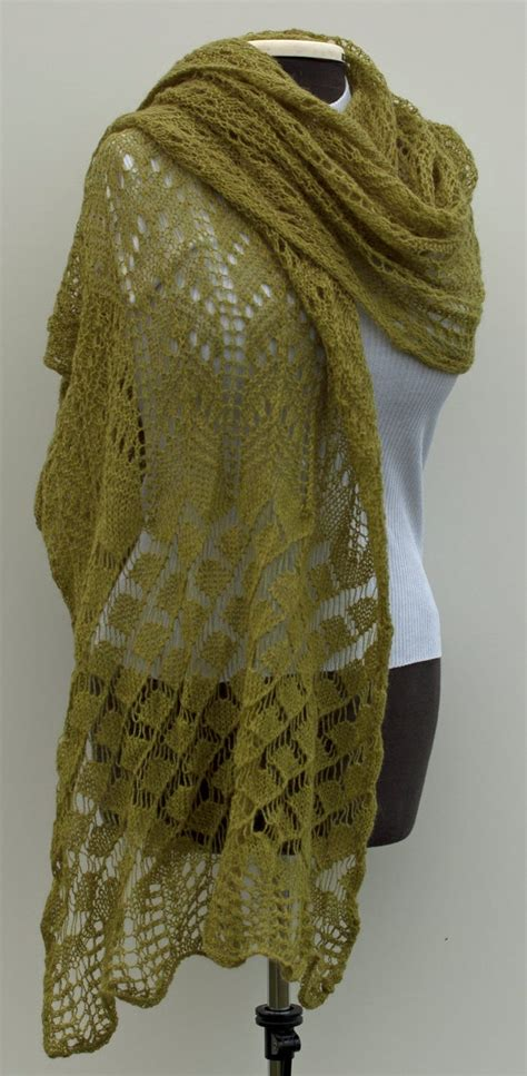 knit lace scarf delicate knitted lace scarf scarf
