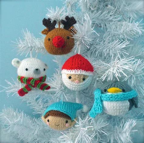 stricken weihnachten decoration knitting pattern ideas