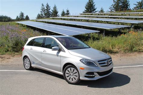 Mercedes B Class Electric by Drive Mercedes B Class Electric Drive