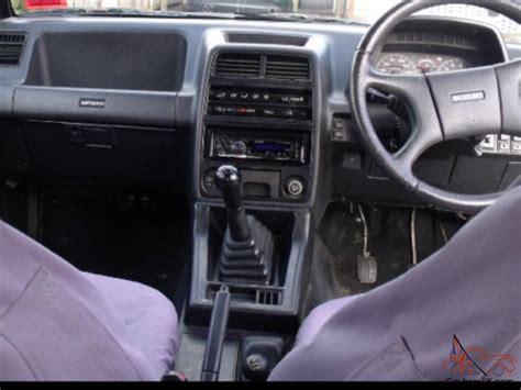 car maintenance manuals 1992 suzuki samurai interior lighting suzuki vitara jx 4x4 1993 4d wagon 5 sp manual 4x4 1 6l multi point