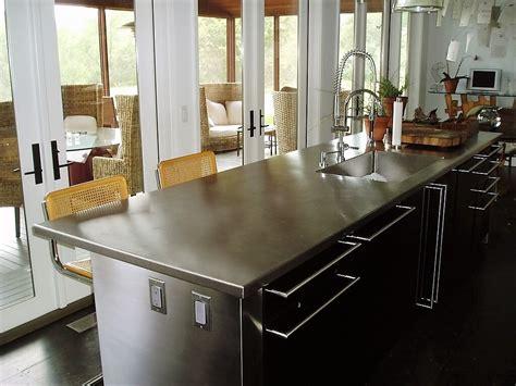 stainless steel kitchen island stainless steel countertop custom