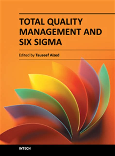 quality picture books total quality management pdf six sigma intechopen