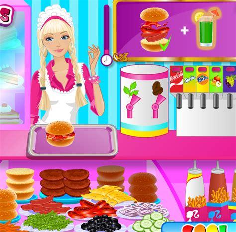 juegos de barbie cocina juegos de cocina juegos de barbies stardoll bratz y