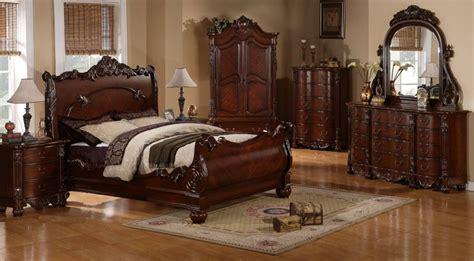 cherry bedroom furniture set regal cherry 5 bedroom set bedroom furniture sets