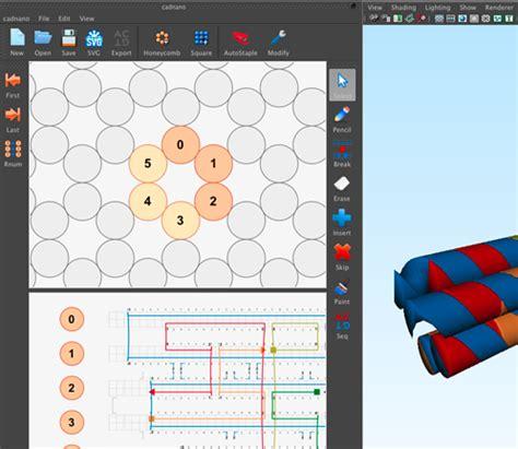 dna origami software biomod 2012 harvard biodesign methods openwetware