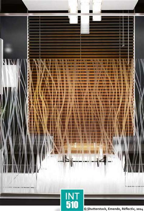 Fenster Sichtschutzfolie München by Dekorative Sichtschutzfolie Glasdekorfolie Mit Muster