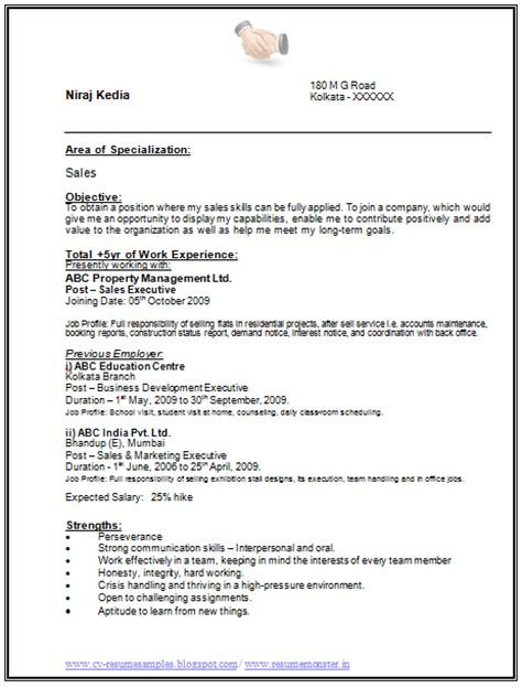 Resume Cover Letter Example over 10000 cv and resume samples with free download i
