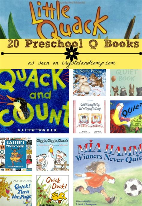 preschool picture books books children must read letter q