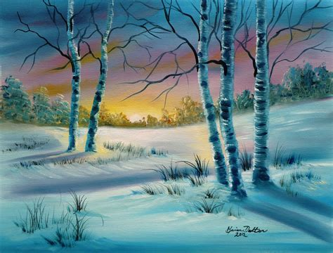 acrylic painting winter image result for marion dutton ecourses