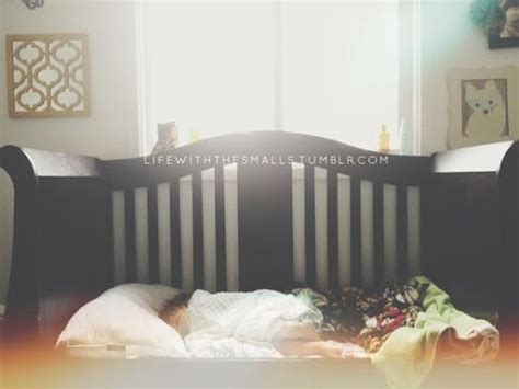 switching from crib to bed pin by jenn messier on