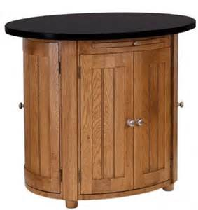oval kitchen island with oak 28 images oval small oval island granite top
