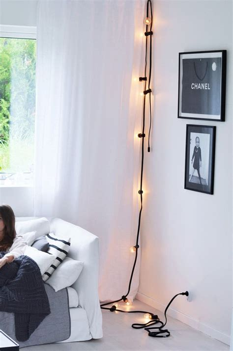 room string lights diy room decor with string lights diy ready
