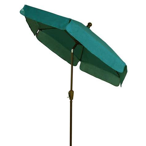 5 ft patio umbrella plantation patterns 7 5 ft aluminum patio umbrella in