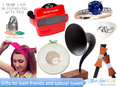 best gifts for friends 2014 gifts for your best friends and special