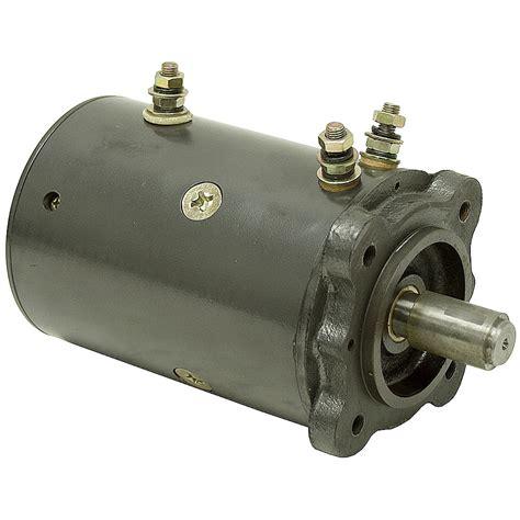 Electric Winch Motors by 12 Volt Dc 8000 Rpm Winch Motor Dc Motors Mount