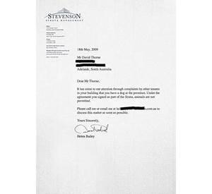 51 complaint letter neighbours sample free quality resume templates ielts sample letters of band 8 ielts blog spiritdancerdesigns Images