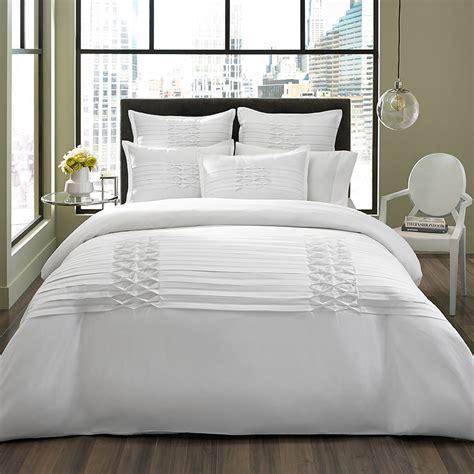white bedding set city white duvet set from
