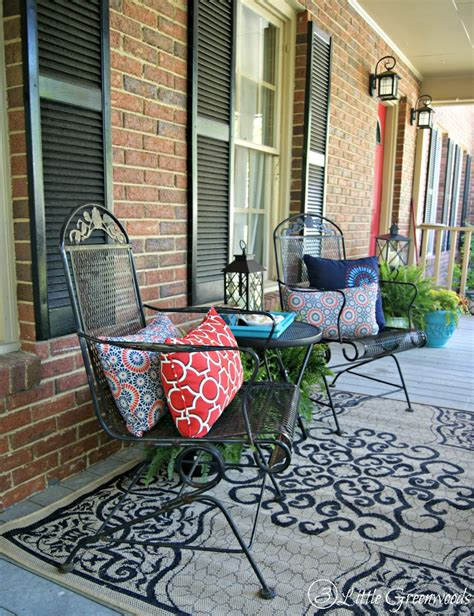 how to decorate a front porch for refresh your home with southern front porch decorating ideas