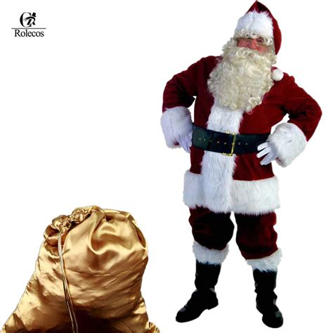 buy santa claus costume buy wholesale santa claus costumes from china santa