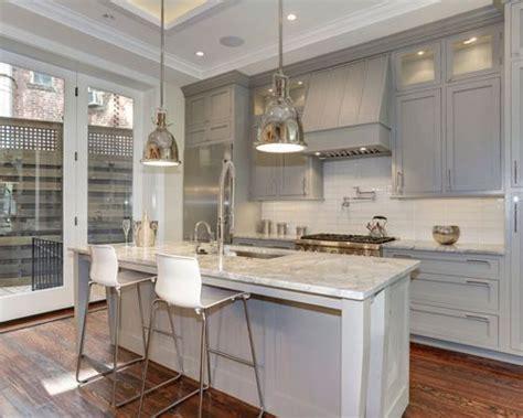 white kitchen cabinets gray granite countertops grey cabinets white countertops houzz