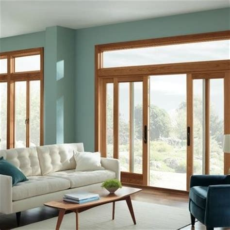 paint colors for living room with wood trim wood trim with blue green wall paint colors living