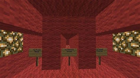 santa s cave santa s cave caved in project contest minecraft project