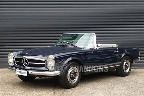 Mercedes For Sale by Sold Mercedes 280sl Convertible Auctions Lot 20