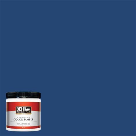 home depot paint blue behr premium plus 8 oz s h 580 navy blue interior