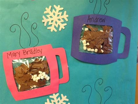 winter crafts for at school image result for chocolate craft cool for school