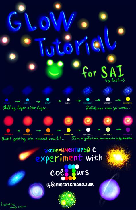 paint tool sai glow effect tutorial glow tutorial for painttool sai by dsp2003 on deviantart