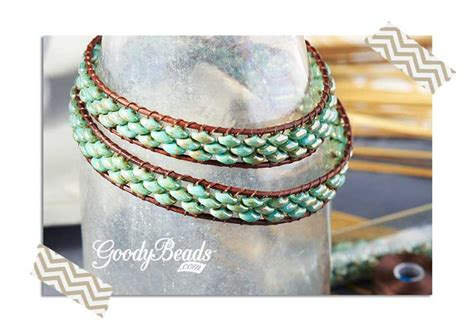 wrap bead bracelet tutorial how to make wrap bracelets with illustrated tutorial