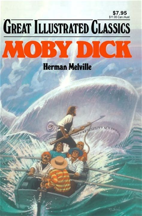 moby picture book moby great illustrated classics herman melville