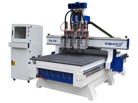 woodworking routers for sale 4x8 cnc router for sale with multi spindles changing