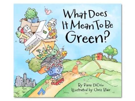 environmental picture books green activities book recycling what does it
