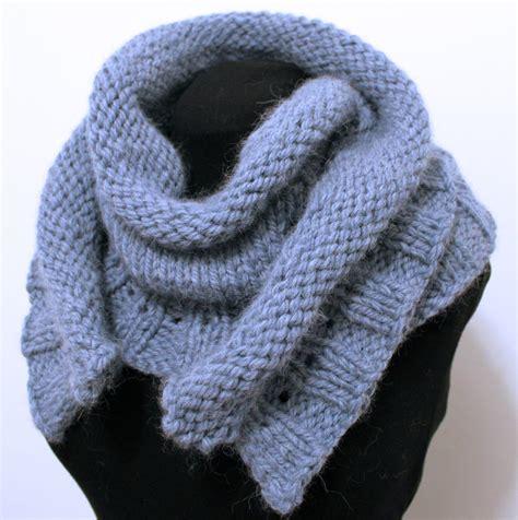 m1k knitting snow scarf jumpercablesknitting