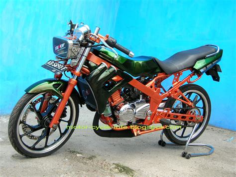 Modifikasi Motor Kawasaki by Modifikasi R Terbaru