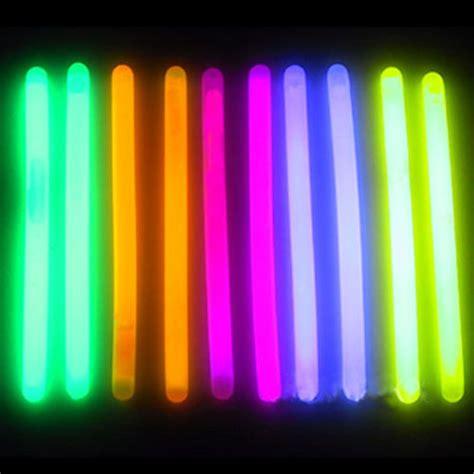 stick lights 50 6 quot glow sticks light stick safety ebay