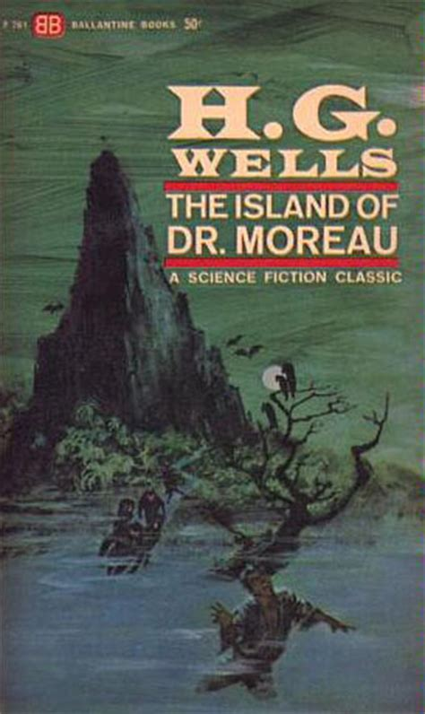the island picture book doctor moreau book covers