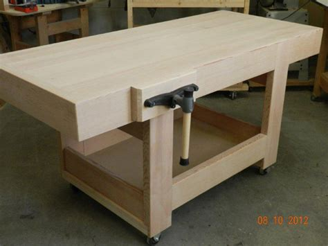 woodworking bench top how to build a diy workbench dowelmax