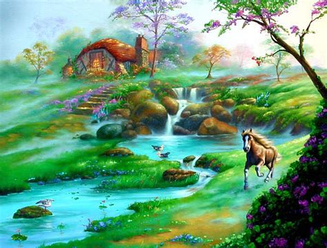 wonderful world of marhen