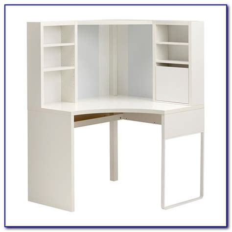 white corner desk hutch white corner desk with hutch ikea desk home design