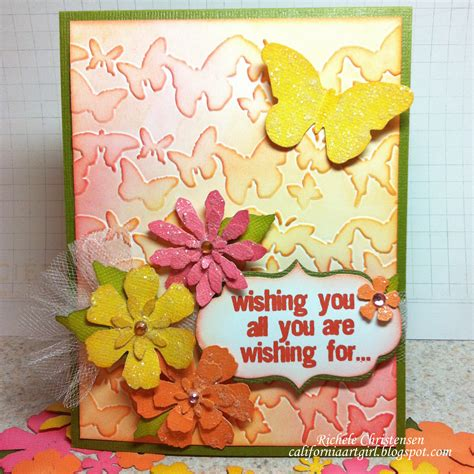 sizzix card ideas sizzix die cutting inspiration and tips wishing you