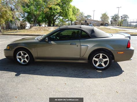 2003 Ford Mustang Cobra by 2003 Mustang Cobra Svt Black 2003 Ford Mustang Svt Cobra