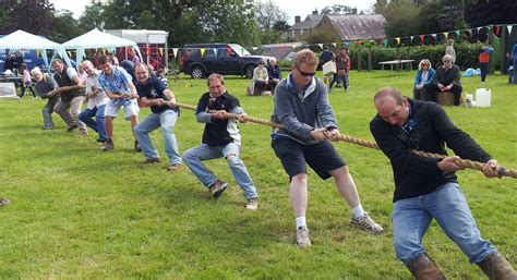 tug of war edgehill results and news june 2012