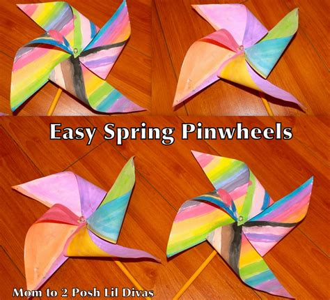 pinwheel craft for note that since this pinwheel involves a pin