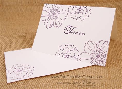 you cards thank you card best simple thank you cards easy thank you